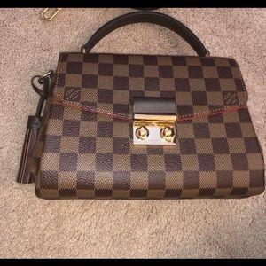 100% Authentic Louis Vuitton CROISETTE!